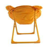 Lovely Child Folding Saucer Moon Chair For Indoor And Outdoor Bear Design Chairs