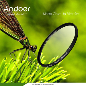 Image 5 - Andoer 52mm Macro Close Up Camera Filter Set +1 +2 +4 +10 with Pouch for Nikon D7200 D5200 D3200 D3100 for Canon Sony Pentax