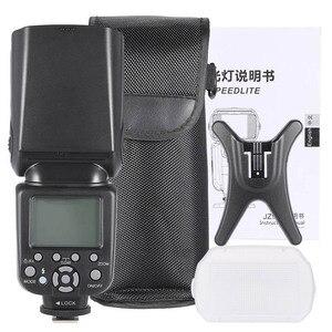 Image 5 - Andoer AD 980II E TTL HSS 1/8000s Master Slave GN58 Flash Speedlite for Canon 5D Mark III/5D Mark II/6D/5D DSLR Camera
