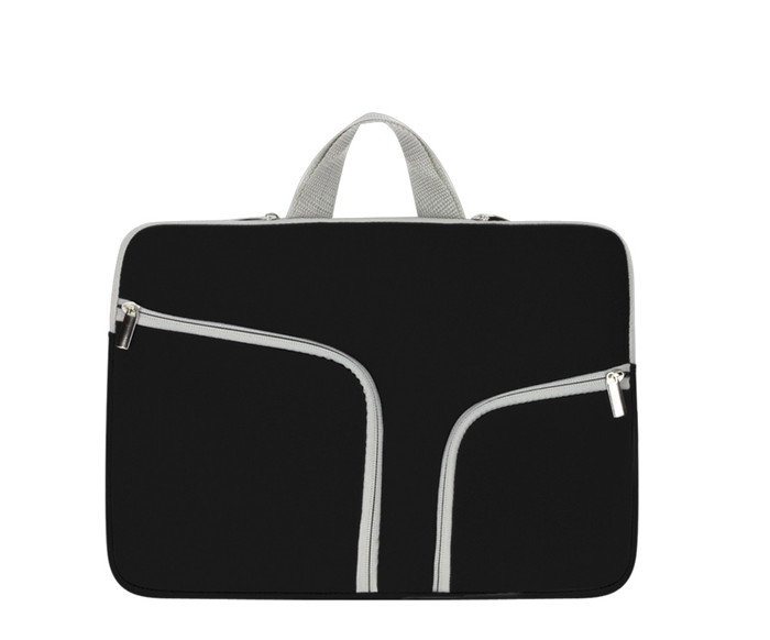 blue New Laptop Sleeve Bag Case Carrying Handle Bag For 11 13 13.3 14 14.1 15 15.4 inch Apple Notebook Netbook PC