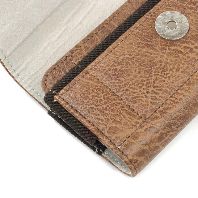 Uniwersalna torba na telefon w stylu vintage z zaczepem na pasek dla - Części i akcesoria do telefonów komórkowych i smartfonów - Zdjęcie 3