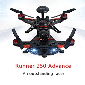 Walkera Runner 250 Advance Advanced with DEVO 7 and 800TVL Camera RC Quadcopter RTF 2 4GHz