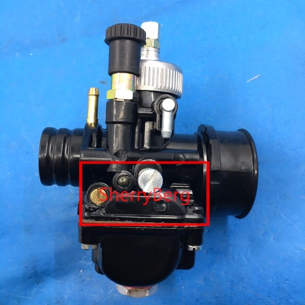 PHBG DS noir 21mm carburateur de course carbu remplacer Dellorto manuel starter mopes scooter