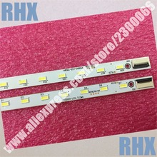 2 unid/lote para Toshiba 50EL300C LED LCD TV retroiluminación artículo lámpara V500H1-LS5-TLEM4 TREM4 4A-D078708 28LED 315mm 1 Unidades = 2 pieza L + R