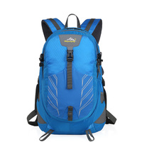 Outdoor Backpack 40L Travel climbing backpacks Tactical Vest Hiking City Cackpack Rucksacks camping sports bags With Rain Cover