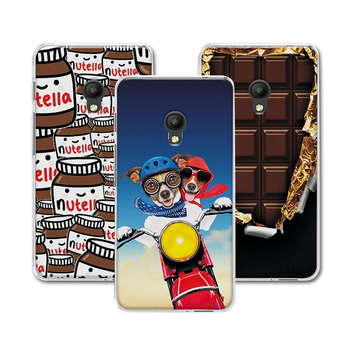 Funda sirenas flamencos pintados para Alcatel OneTouch Pixi 4 4G 5,0 pulgadas OT-5045 5045D Funda One Touch Pixi4 + regalo gratis
