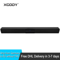 XGODY BS 28A Bluetooth Speaker For TV Powerful Subwoofer Sound Bar Aux In Handsfree TF Card