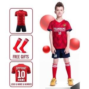 Boys DIY Soccer Kit Men Custom