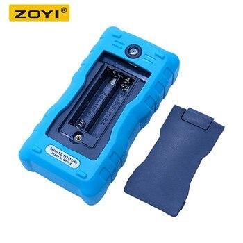 ZOYI ZT-S1 Digitale Multimeter Tester Autoranging True Rms Automotriz Mmultimetro Met NCV DATA HOLD LCD Backlight + Zaklamp