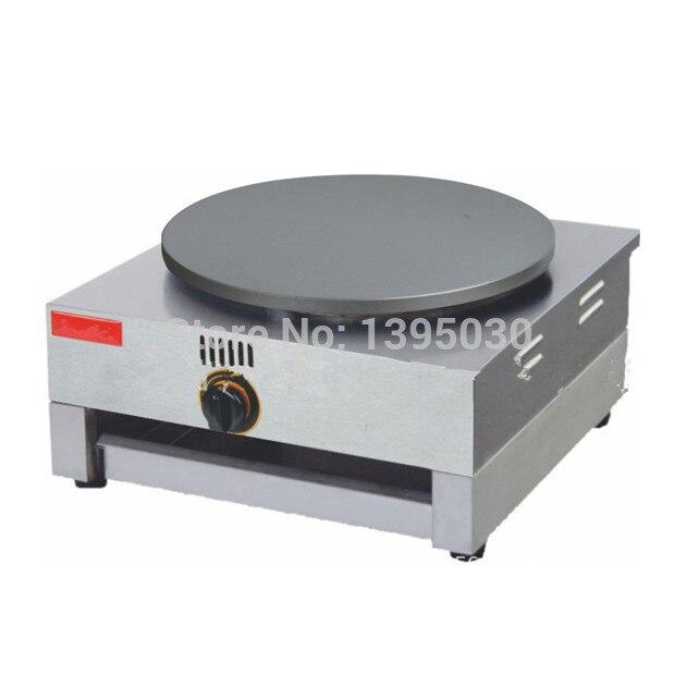 Máquina de gofres para uso doméstico, máquina de pan eléctrica a Gas, máquina de hacer crepé FYA-1.R