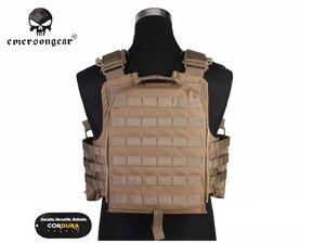 Image 4 - Gilet tactique de transporteur de plaque de cerise de Style CP de Combat demerson cnpc EM7435