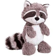 55cm guaxinim kawaii brinquedo de pelúcia, adorável, guaxinim, macio, pelúcia, animais, boneca, travesseiro para meninas, crianças, bebê, aniversário presente