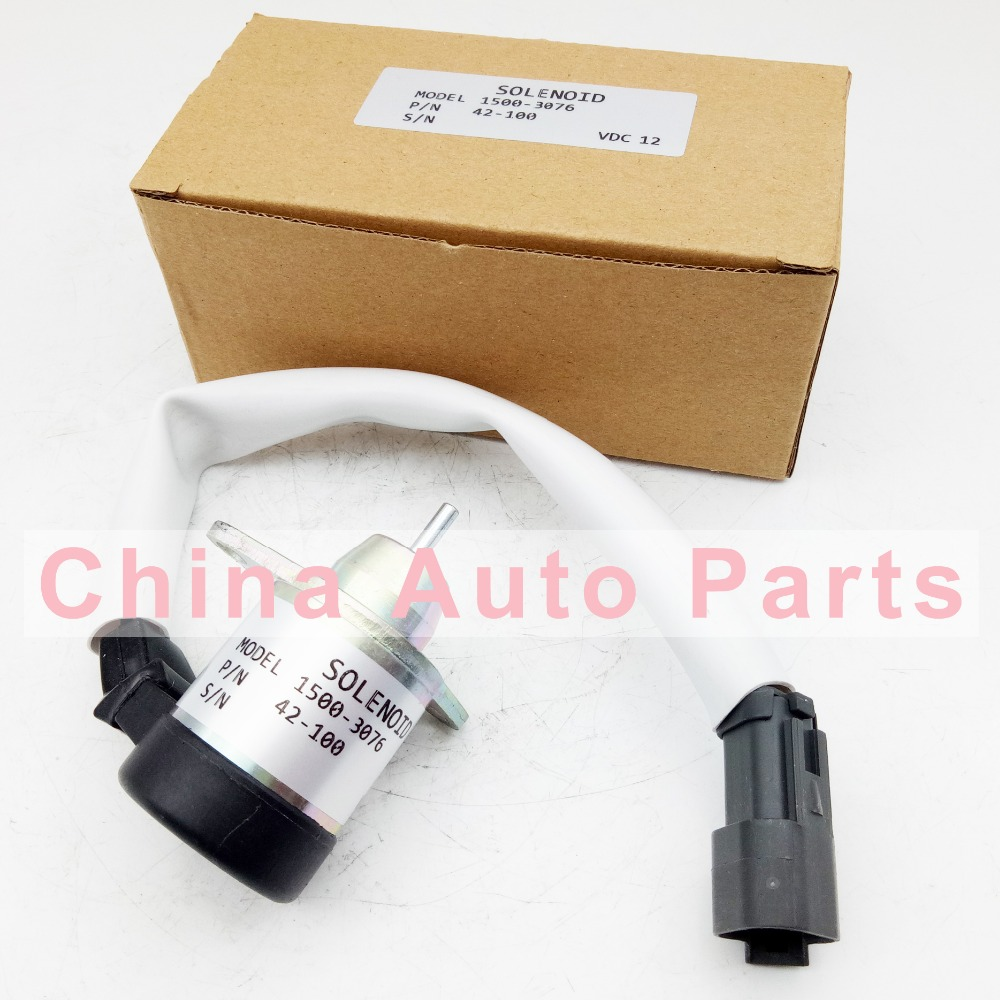 Thermo King 42 100 41 9100 12v Engine Stop Solenoid