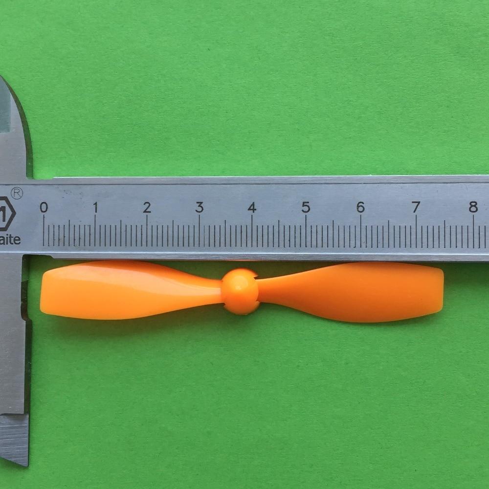 """4vnt K156Y 75mm pasidaryk pats """"sraigtasparnio plastikinis sraigto - Elektrinių įrankių priedai - Nuotrauka 3"""