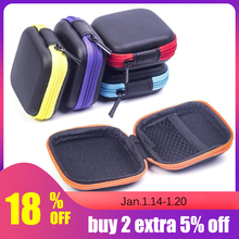 US $0.4 14% OFF|Hoomall Data Line Cables Storage Box Case Square Earphone Wire Organizer Box Container Coin Headphone Protective Box 8cm-in Storage Boxes & Bins from Home & Garden on Aliexpress.com | Alibaba Group