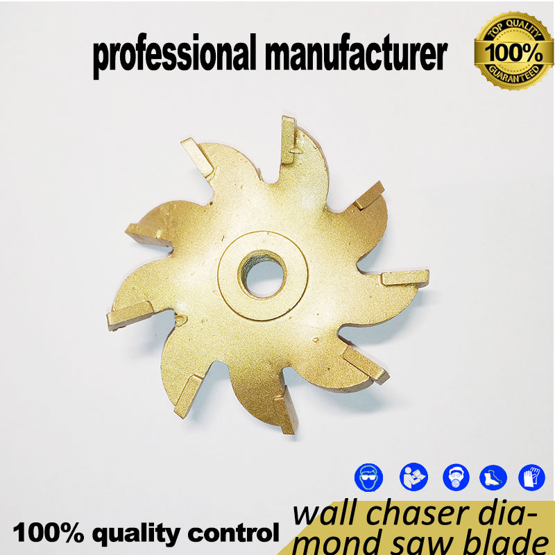wall chaser part diamond blade saw for wall channel making groove at good price and fast delivery