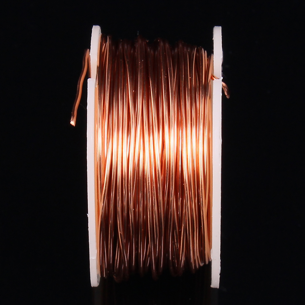 10m Magnet Wire 0.5mm Enameled Copper Wire Magnetic Coil Winding For ...