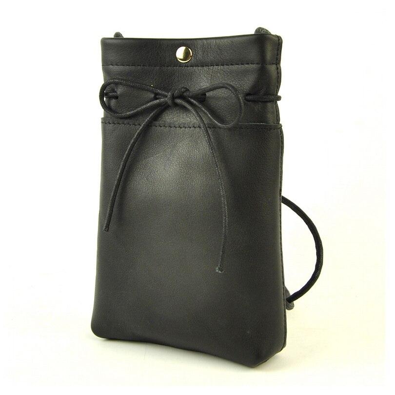 Bolso de hombro de cuero genuino de las mujeres bolso de la vendimia - Bolsos
