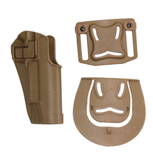 Airsoft  Hunting Gun Holster fits Colt 1911