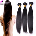 Straight Brazilian Hair Weave Bundles Brazilian Straight Hair Brazilian Virgin Hair Straight 3 Bundles Remy Human Hair Weave 7A