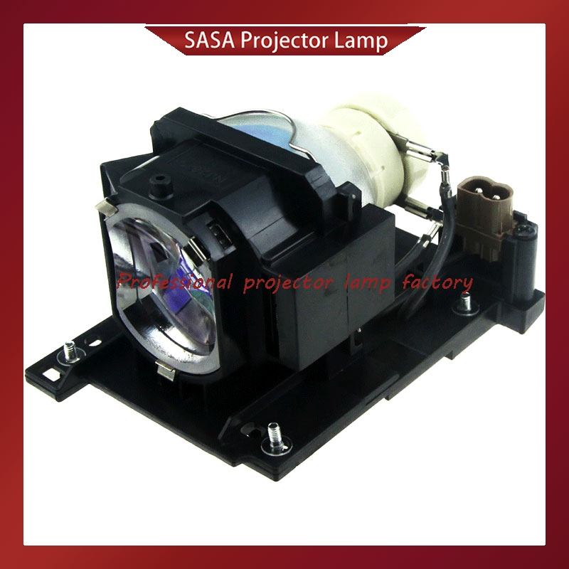 High Quality DT01022 Projector Replacement Lamp with Housing for Hitachi CP-RX80W/CP-RX78/ED-X24/CP-RX78W/CP-RX80/ED-X24Z free shipping lamtop hot selling original lamp with housing dt01022 for cp rx80 cp rx80w cp rx80j