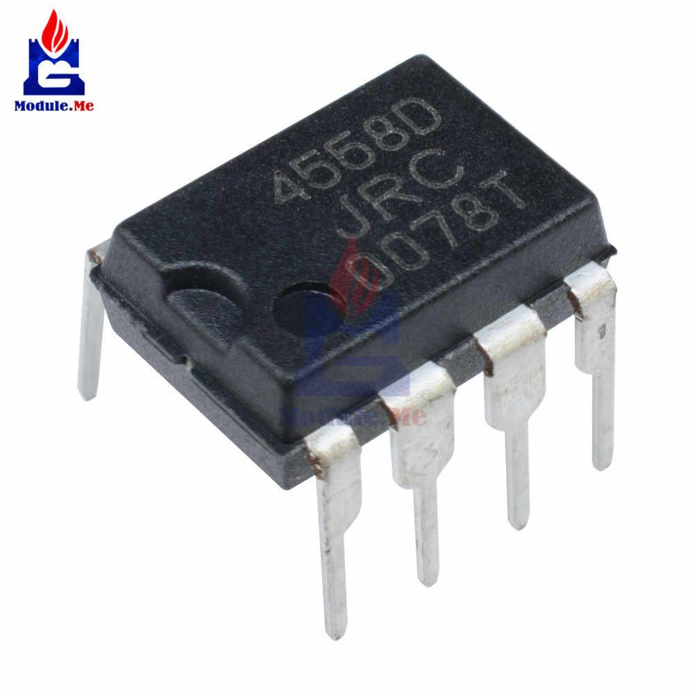 Detail Feedback Questions about 50 PCS JRC4558 4558 4558D JRC4558D