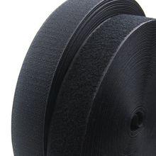 1 м/пара 16-100 мм клей крюк и петля крепежная лента без клея липучками клеевое швейное на полоски лента-липучка «Magic Tape»