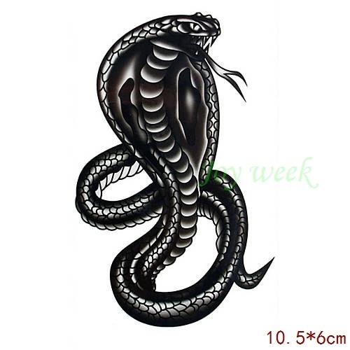 Forasteiro Tattoo Tattoo Serpente: Achetez En Gros Cobra Serpent Tatouages En Ligne à Des