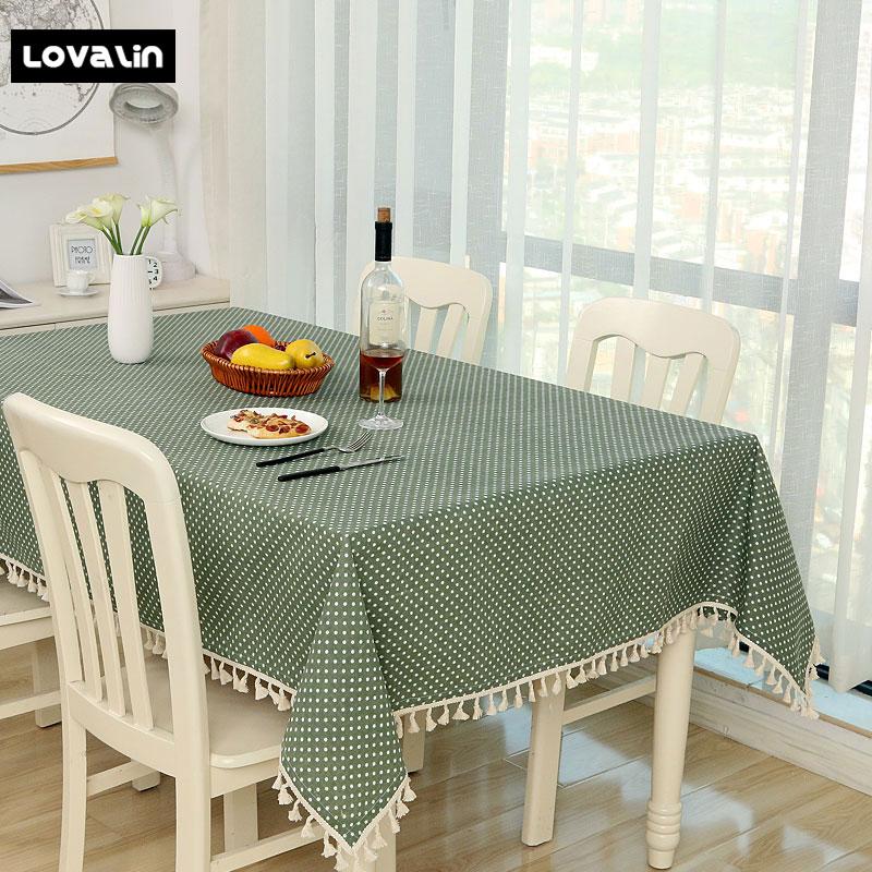 Lovalin хлопчатобумажная льняная - Домашний текстиль