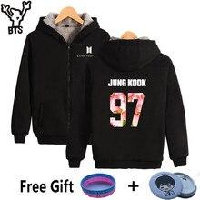 BTS Love Yourself Winter Jacket