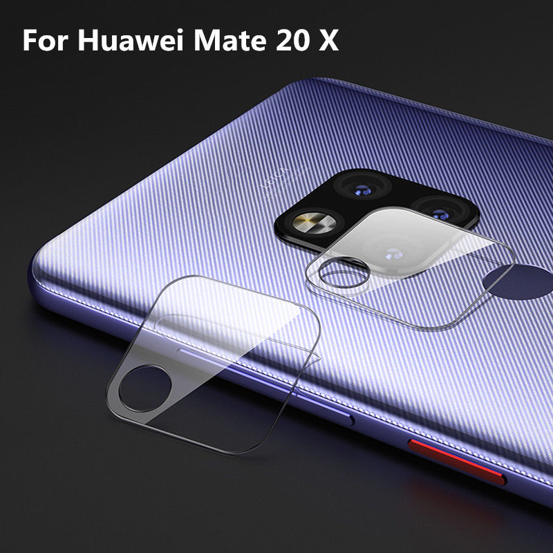 Akcoo 2 Pieces Camera Len Film for Huawei Mate 20 screen protector easy instal lens protector for huawei mate 20 pro lite X film 8