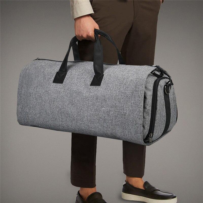 20 Zoll Nylon Reisetasche Große Kapazität Männer Hand Gepäck Reise Duffle Taschen Nylon Wochenende Taschen Frauen Multifunktionale Reisetaschen Angenehm Bis Zum Gaumen