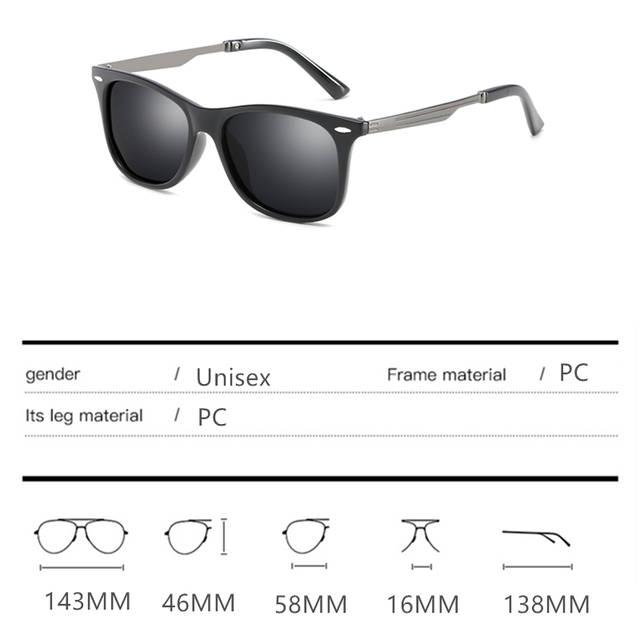 c377857c15b placeholder Retro Men Sunglasses 2018 Trend Luxury Italy Brand Designer TAC Shades  Vintage Gozluk Male Sun Glasses