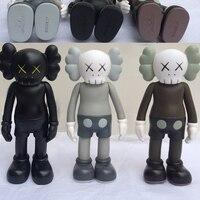Bas Prix 8 pouce kaws Original Faux Compagnon jouet kaws usine produit fantaisie jouet cadeau, trois couleurs en option
