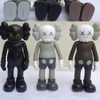 Hot Selling Kaws Original Fake 8 Inch Pink Color PVC Toy Figure Doll Free Shipping