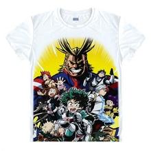 Cool designs My Hero Academia  Anime T-shirt