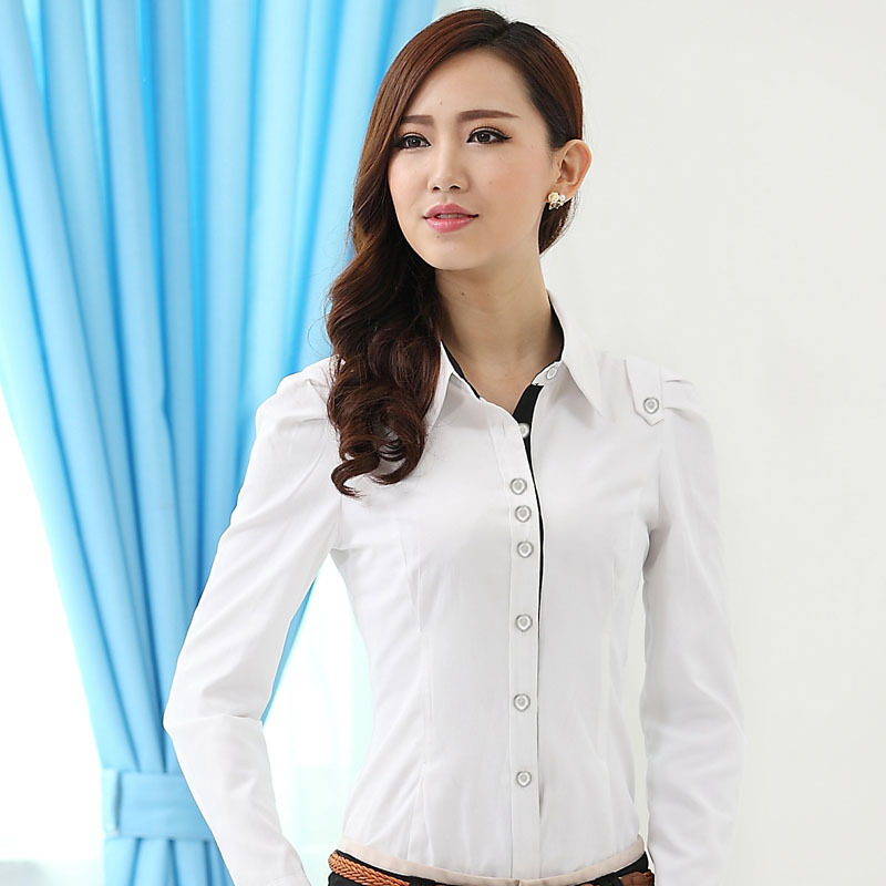 Compare Prices on Formal Office Blouse Uniform- Online Shopping ...