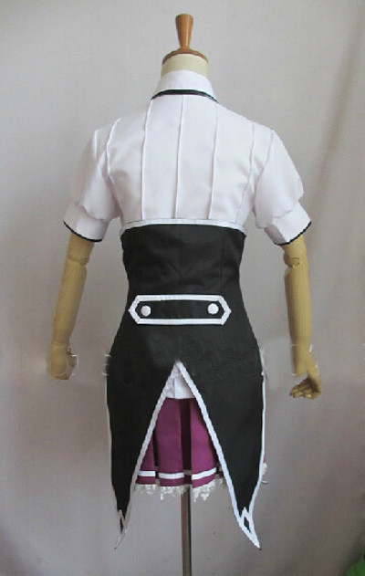 Anime High School DxD Koneko Toujou Shirone Uniform Dress Cosplay Costume @