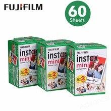 Fujifilm Instax Mini Film Bordo Bianco 60 Sheets/Packs Carta Fotografica per Fuji macchina fotografica istantanea 8/7 s/25/50/90/sp 1/sp 2 con il Pacchetto