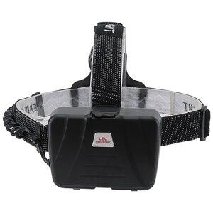 Image 5 - BORUiT XHP70.2 LED güçlü far 5000LM 3 Mode yakınlaştırma far şarj edilebilir 18650 su geçirmez baş feneri kamp avcılık için