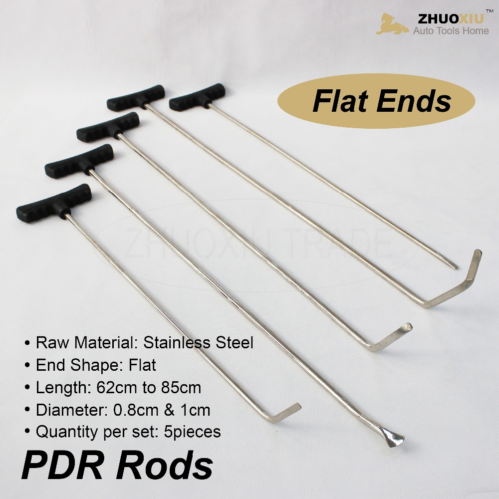 pdr tools kit car dent repair hooks paintless hammer lifter puller remover removal set fix mend body super hotbox auto fender pack of 10 furniture chest drawer bottom sagging repair fix mend mending wedges