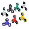 Tri-Spinner Fidget Toy EDC Hand Spinner for Autism and ADHD Anti Stress Relief Focus Toys Gift High Quality