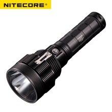 NITECORE TM38 XHP35 Здравствуйте D4 Макс. 1800LM факел Луч расстояние Измеритель перезаряжаемый 1400 фонарик с батарейным блоком