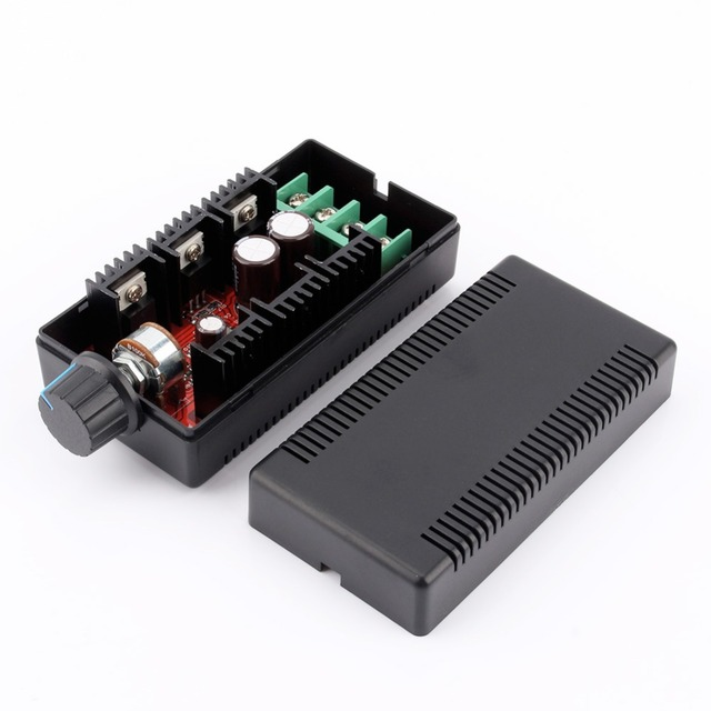 DC Motor Speed Control PWM HHO RC Controller 10V to 50V 40A 2000W MAX