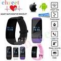 Nova Pulseira Pulseira Banda de Freqüência Cardíaca Do Bluetooth Smartwatch D21 Smartband Atividade Rastreador Banda de Fitness para IOS Inteligente Android