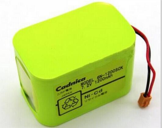 Здесь можно купить   NEW 6N-1200SCK  6N1200SCK 1200SCK 7.2V 1800mah battery pack Injection pump batteries 1pcs/lot Бытовая электроника