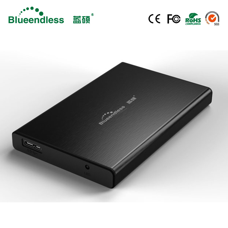 1TB reading capacity external hdd case HDD SSD sata usb 3.0 hdd usb adapter external hard drive case sata to usb hard disk case sata usb 3 0 blue orange hdd case with 250g hard disk heating release rubber case 2 5 fast reading speed case
