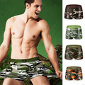 New For Men Boxer Army Hot Military Camouflage Boy Underwear Pants