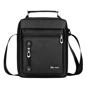 High Quality Oxford Black Messenger Bags