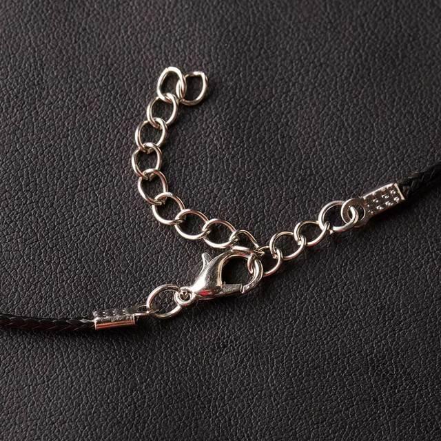 Glass bottle Necklace